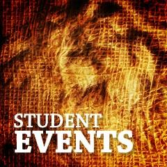 Student Ministry Calendar of Events